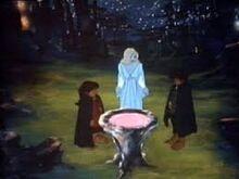 Specchio di Galadriel 1978