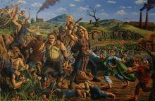 La Battaglia di Lungacque