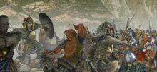 Mikel Janin - Battle of Azanulbizar