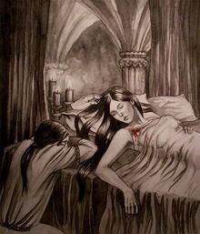 Morte di Aredhel