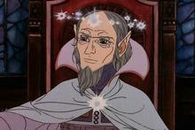 Rankin Bass Elrond