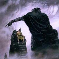 Morgoth Punishes Hurin