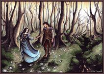 Ulla Thynell - Of Beren and Luthien