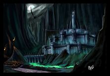 Minas Morgul art