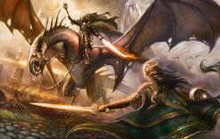 Re Stregone vs Eowyn