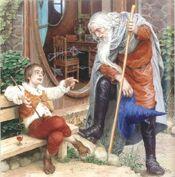 Gandalf e Bilbo, by Denis Gordeev