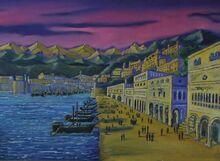 Alqualondë by Mar-Tiz