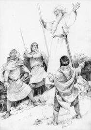 Il ritorno di Gandalf By Denis Gordeev