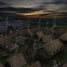 Villaggio dei Beorniani