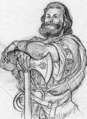 Northmen's warrior
