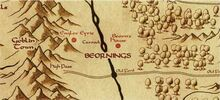 Beorn's hall location