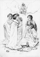 Salvataggio dal Tumulo by Denis Gordeev