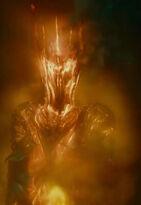 Sauron Lo Hobbit