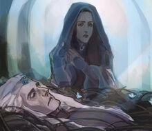 Morte di Thingol by Olga Kreuzfahrer