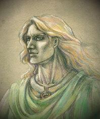 Hador Lórindol by Righon