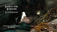 Karliene - Lament for Boromir