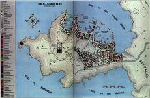 Dol Amroth city map