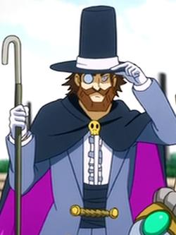 El Conde Tsukai Mawasshi anime