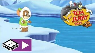 Tom and Jerry Tales Gone Mice Fishing Boomerang UK