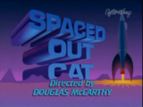 Spaced Out Cat