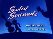 Solid Serenade Original Title Card