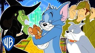 Tom & Jerry At The Movies WB Kids