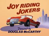 Joy Riding Jokers