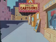 Matinee Mouse - Special Cartoons theater