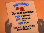 Push-Button Kitty - Mechano Paper List