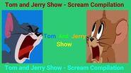 Tom and Jerry Show - Scream Compilation