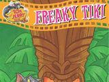 Freaky Tiki - Book