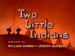 Two Little Indians Title