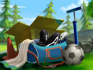Bend It Like Thomas - Sport stuff