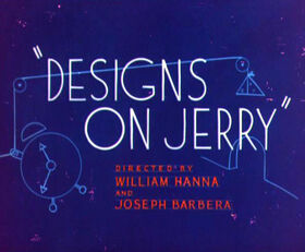 Designs On Jerry Title