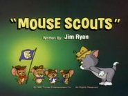 Mouse Scouts title