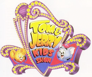Tom and Jerry Kids Show Logo