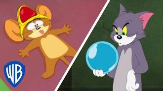 Tom & Jerry Get That Magic Ring Tom! WB Kids