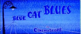 Blue Cat Blues title