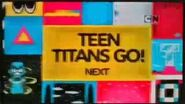 """Cartoon Network Asia Tom & Jerry """"Now"""", Teen Titans Go! """"Next"""" Dimensional Bumpers"""