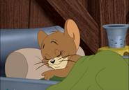 Digital Dilemma - Jerry sleeping
