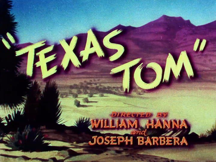 Tom und jerry texas tom