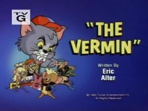 The Vermin title