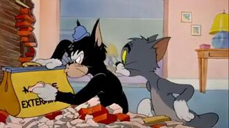 Trap Happy (TOM AND JERRY)
