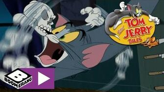 Tom and Jerry Tales Too Skull For Cool Boomerang UK