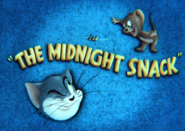 The Midnight Snack original title card