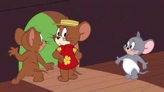 Jerry's Uncle Tom & Jerry Cartoon World