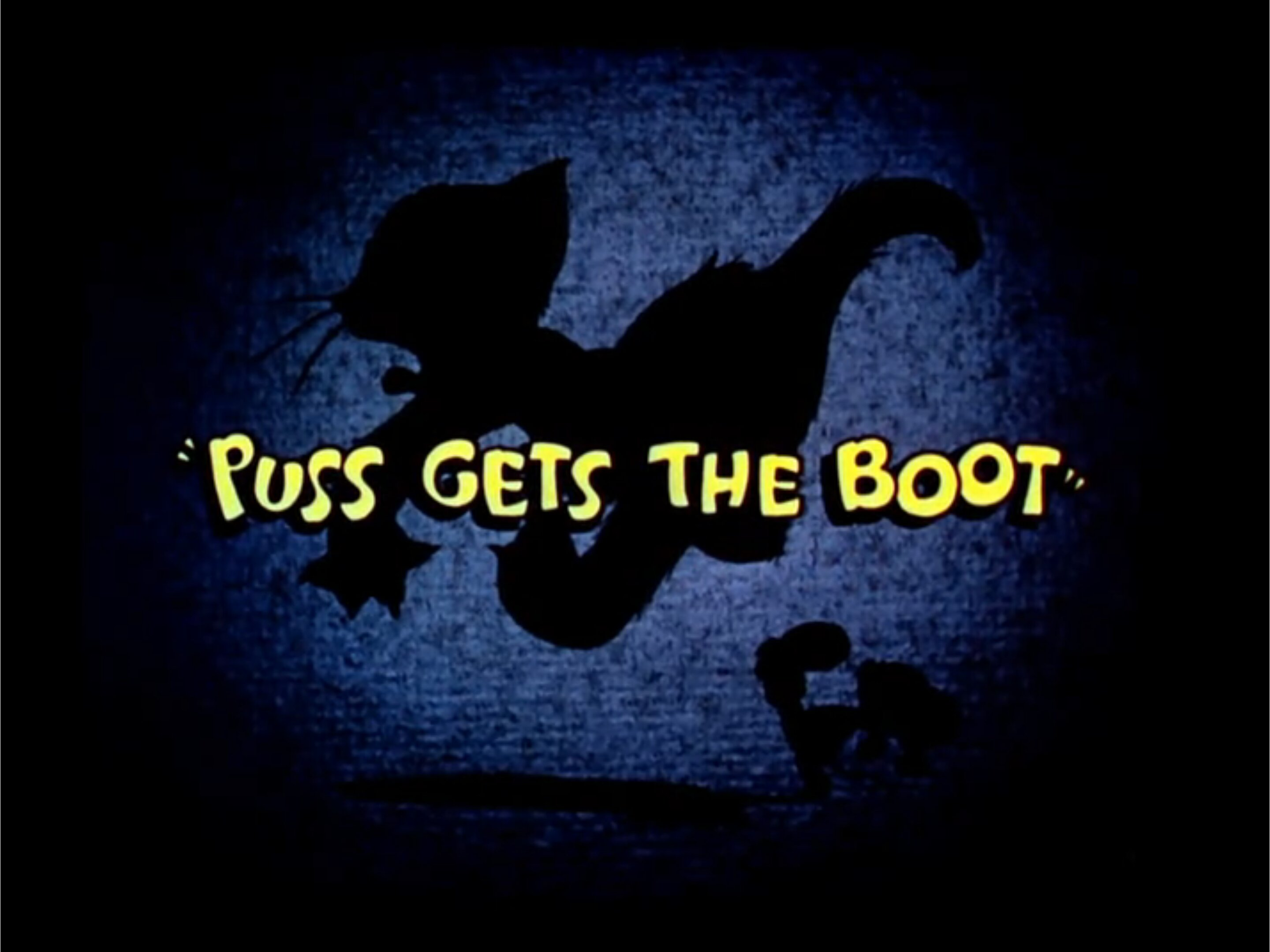 Puss Gets the Boot | Tom and Jerry Wiki | FANDOM powered by Wikia