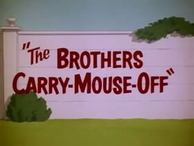 The Brothers Carry-Mouse-Off Title Screen