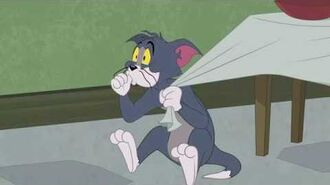 Witches Aid Tom & Jerry Cartoon World