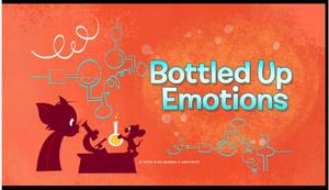 Bottled Up Emotions